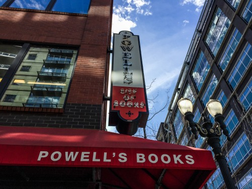 Portland book store